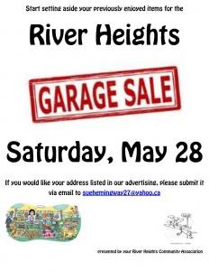 RHCA Garage Sale
